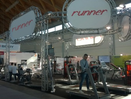 Runner at Rimini Wellness 2018